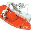 A_type_rescue_boat_davit