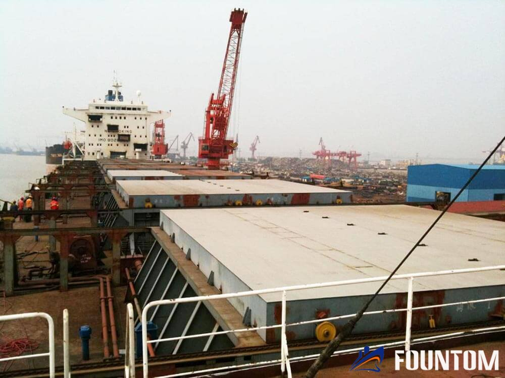 China Marine Cargo Hatch Cover Design And Manufacturer