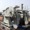 Hydraulic towing winch8