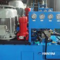motor driven hydraulic station for ship thrusters