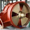 hydraulic tunnel thruster