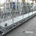 aluminum embarking ladder