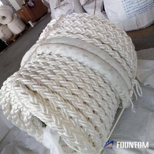 Polypropylene - Polyester Mixed Rope