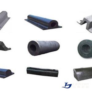 rubber fender types
