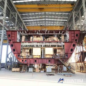 ship steel structure